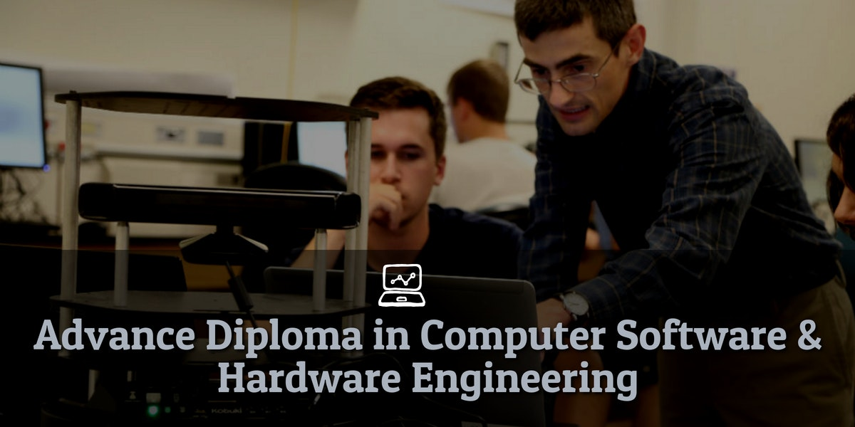 Advance Diploma in Computer Software & Hardware Engineering