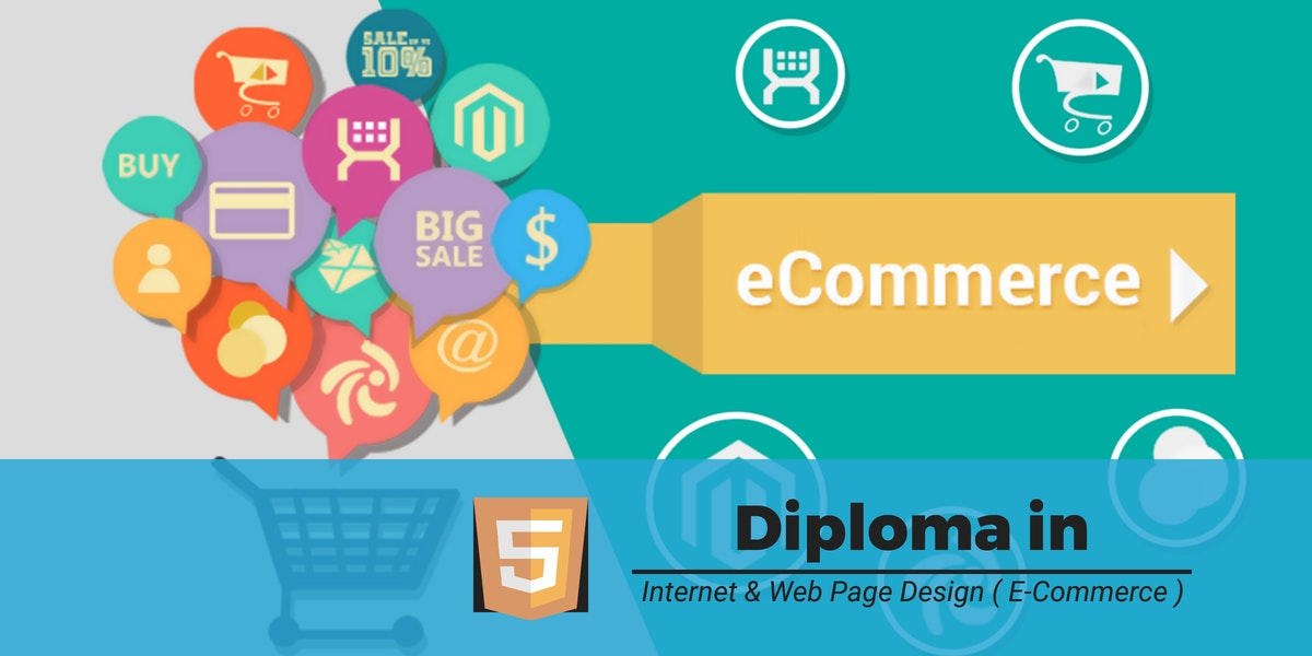 Diploma in Internet & Web Page Design ( E-Commerce )