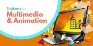 Diploma in Multimedia & Animation