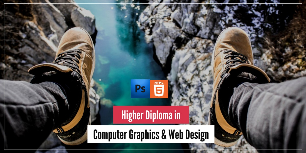 Higher Diploma in Computer Graphics & Web Design